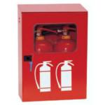 Accessori per estintori- cassette, registro antincendio
