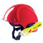 Caschi per squadre antincendio